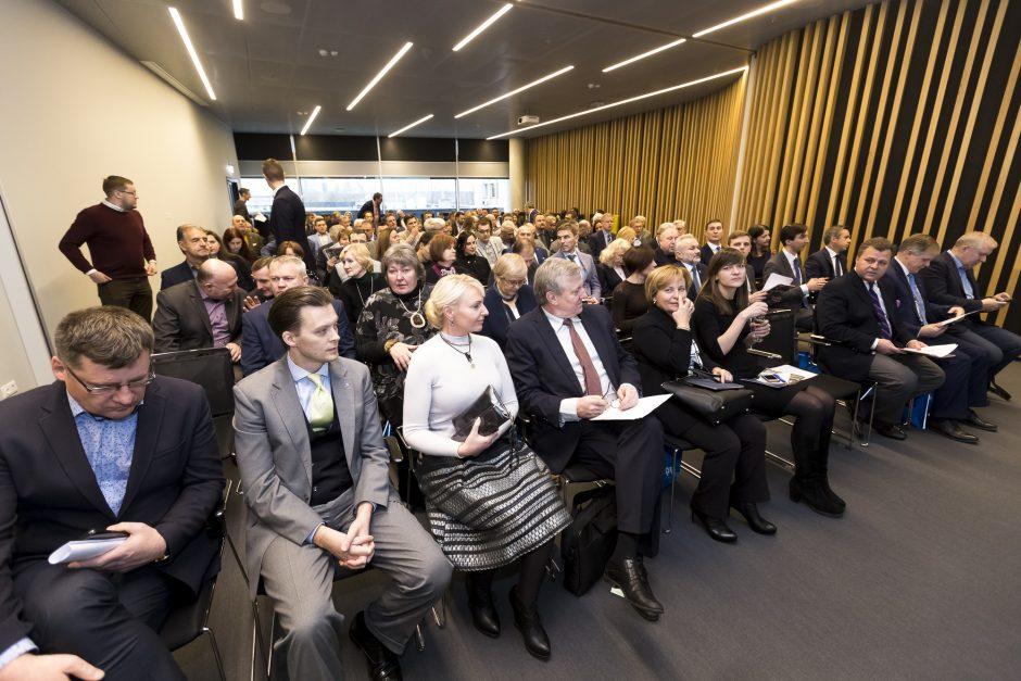 Konservatorių tarybos posėdis