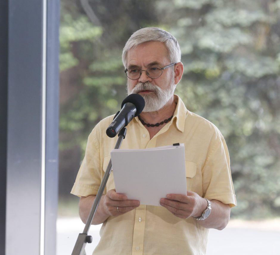 """Prasidėjo 54-asis """"Poezijos pavasaris"""""""