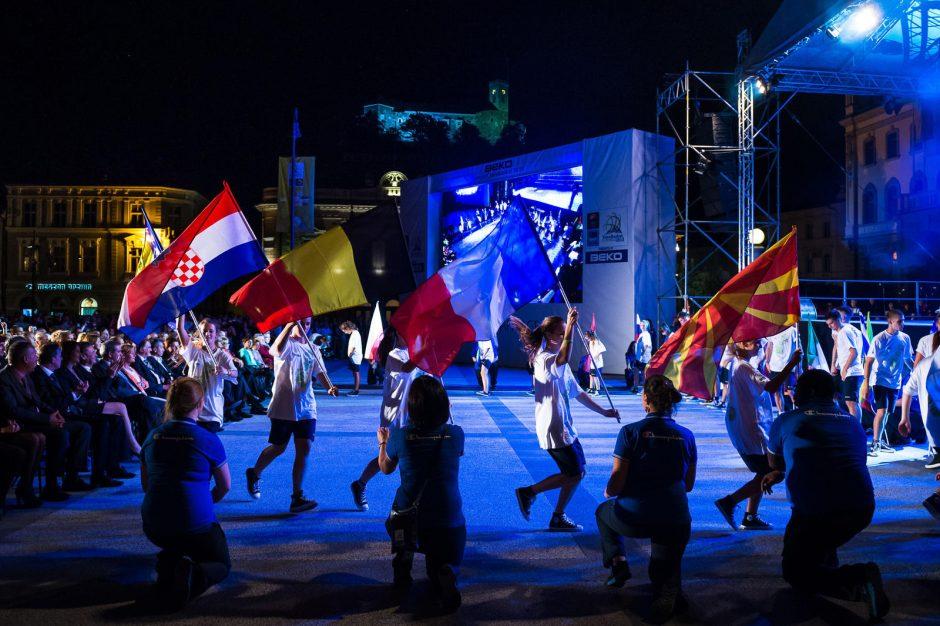 "Slovėnijoje skamba pirmieji ""Eurobasket 2013"" akordai"