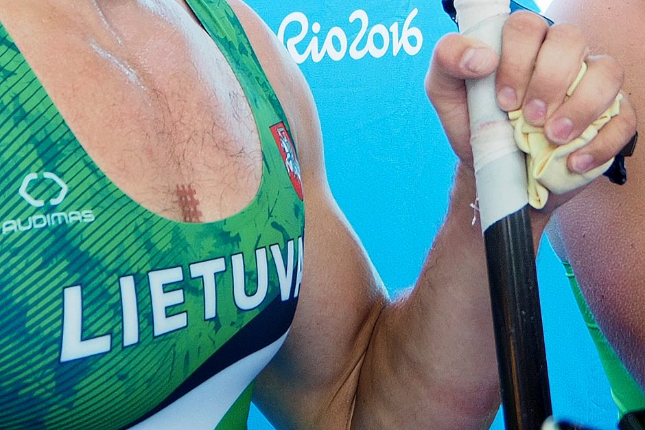 Alinantis medikų darbas Rio de Žaneiro olimpinėse žaidynėse