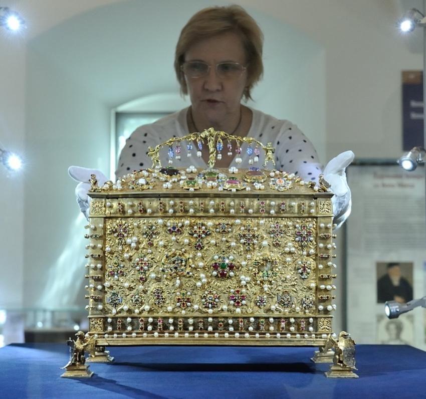 Valdovų rūmuose – vieša paskaita apie Europos juvelyriką