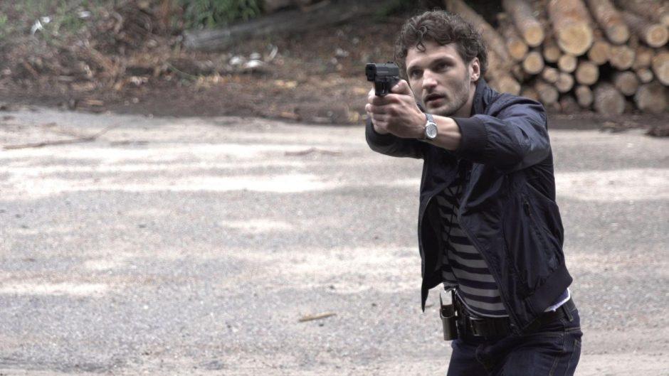 Serialų aktorius Š. Datenis: kalbantis su nusikaltėliu kartais reikia dėti ženklą