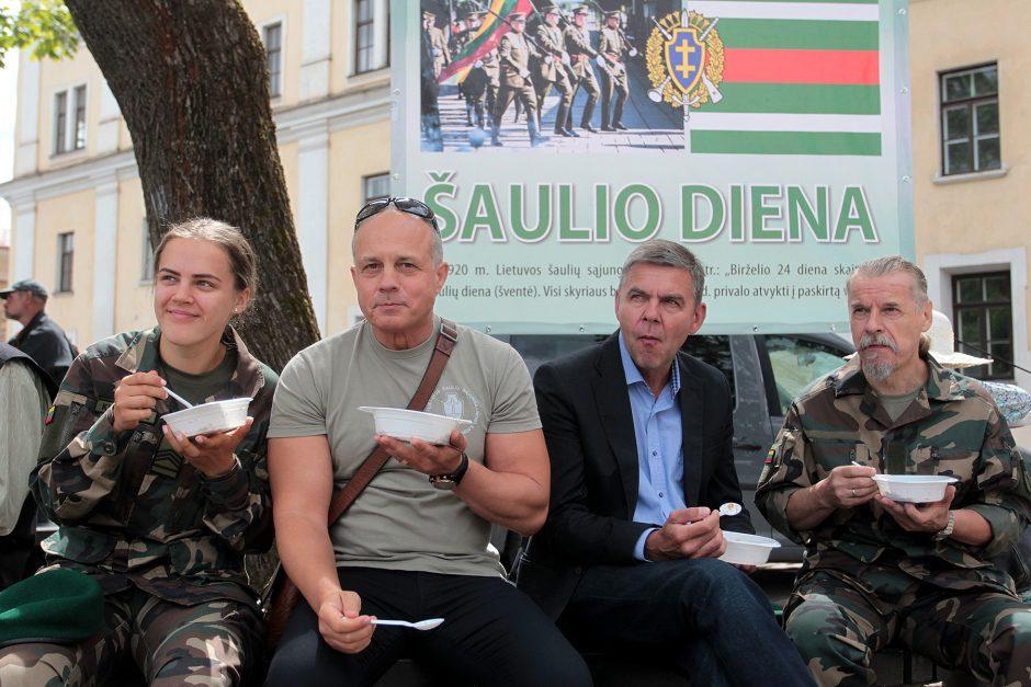 Šaulio diena Kaune