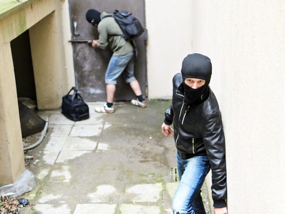 Vilniaus rajone iš namo pavogta daiktų už 50 tūkst. litų