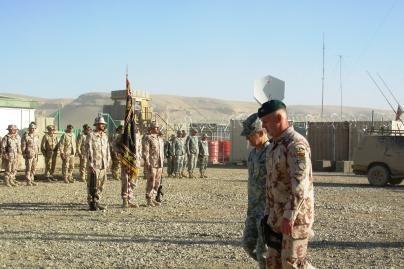 Atleisti misiją Afganistane atsisakę vykdyti kariai