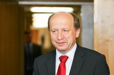 """Die Zeit"" giria Lietuvą ir A.Kubilių"