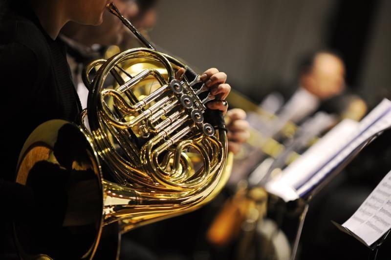 Kūno perkusija ir kamerinis orkestras – netikėtas koncertinis derinys