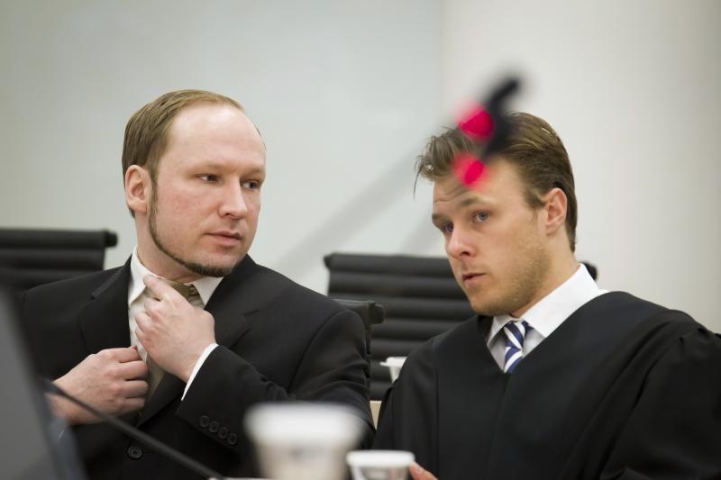 Norvegijos policija įsitikinusi, kad A.B.Breivikas veikė vienas