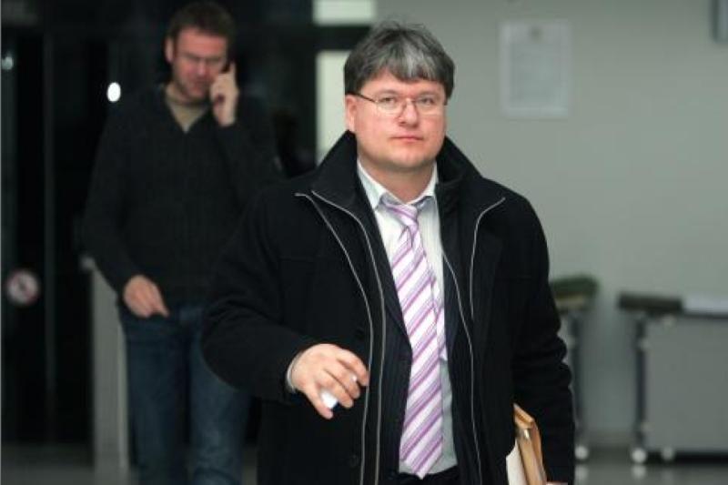 Teismas: savivaldybės kontrolierius Š.Skučas atleistas neteisėtai