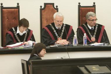 Konstitucinis Teismas skelbs sprendimą dėl nepartinių dalyvavimo EP rinkimuose