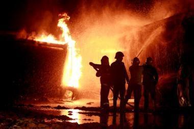 Rusijoje per gaisrą psichoneurologijos internate žuvo trys moterys
