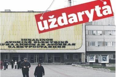 Ignalinos AE uždarymas kainuos 10 mlrd. litų, pirkimus tiria teisėsauga