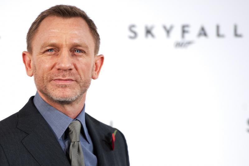 Įtakingiausiu Holivudo vyru paskelbtas Džeimsas Bondas