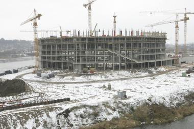 Kauno arena lieka be valdytojo?