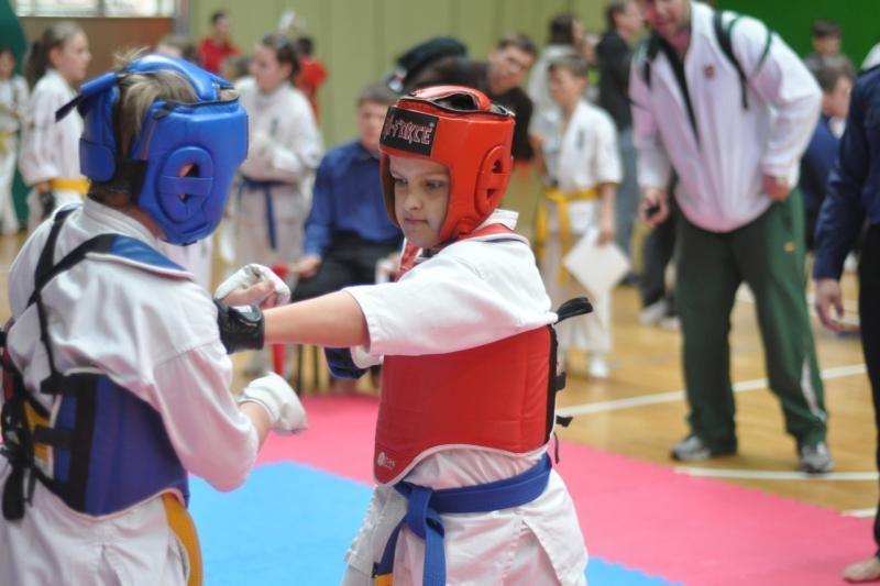 Vaikų čempionate klaipėdiečiams medalių – lyg iš gausybės rago