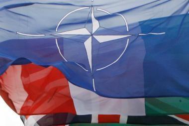 Aljansas: NATO ir Rusija viena kitai grėsmės nekelia