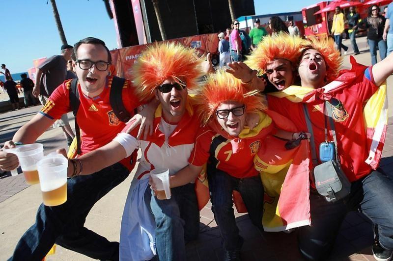 Brazilai – vėl už alų futbolo stadionuose