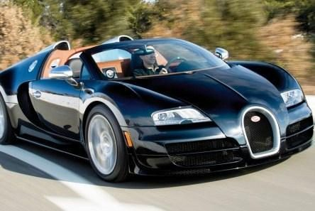 """""""Bugatti"""" Ženevoje pristatys galingiausią planetoje roudsterį"""