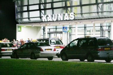 Kauno oro uostas kurs orlaivių aptarnavimo bazę