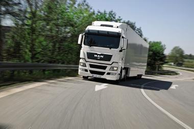 Antikrizinis sprendimas transportininkams - sunkvežimių nuoma
