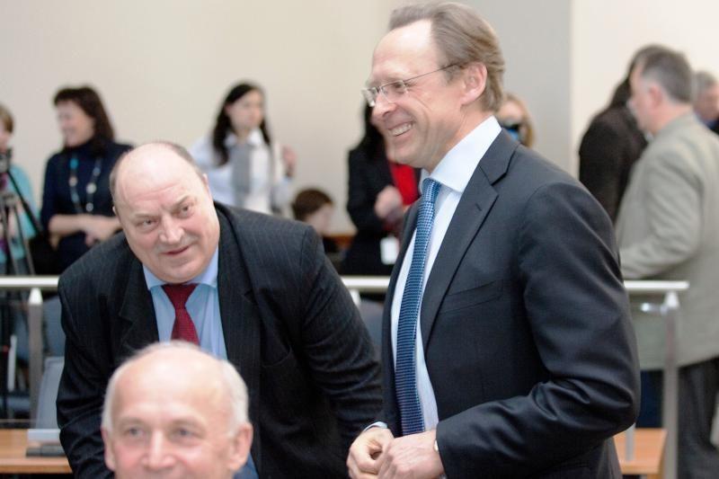 Konservatoriai tikisi naujos keturių partijų koalicijos Vilniuje