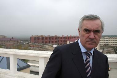 Ingušijos prezidentas liko be posto