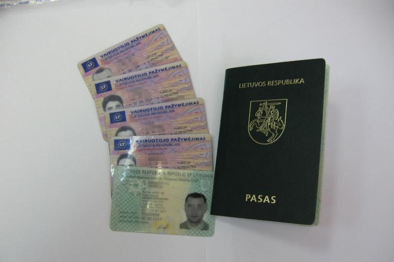 Tapatybės kortelė tinka ne visiems Europoms bankams