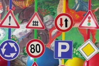 Šiandien - Europos saugaus eismo diena