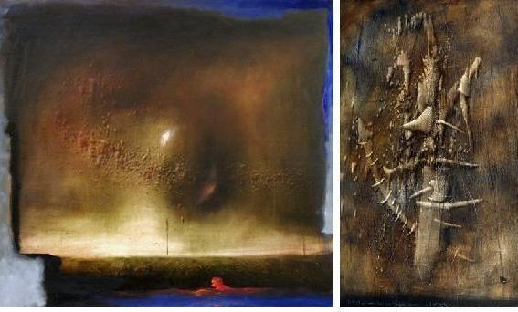 """Baroti galerijoje – tapytojo Arvydo Karvelio """"Pageidavimų koncertas"""""""