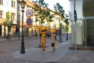 Klaipėdos lėlių teatras kviečia bristi į vasarą