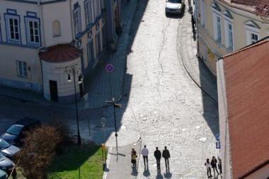 Siūloma skelbti, kieno garbei pavadintos Vilniaus gatvės