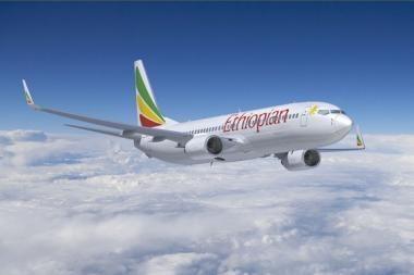 Vos pakilęs sudužo Etiopijos keleivinis lėktuvas: ištraukti 23 kūnai