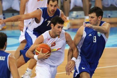 Ispanai nugalėjo Graikijos krepšininkus