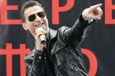 """Depeche Mode"" koncertas Vilniuje turėtų įvykti rugsėjį (papildyta)"