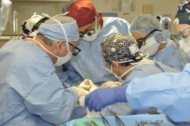 JAV chirurgai aptiko medicinos fenomeną
