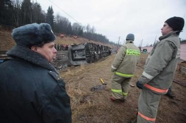 Rytų Sibiro geležinkelyje įvedamas ypatingasis kovos su terorizmu režimas