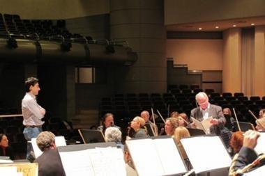 Vilniuje stažuoja 18 orkestro dirigentų iš viso pasaulio
