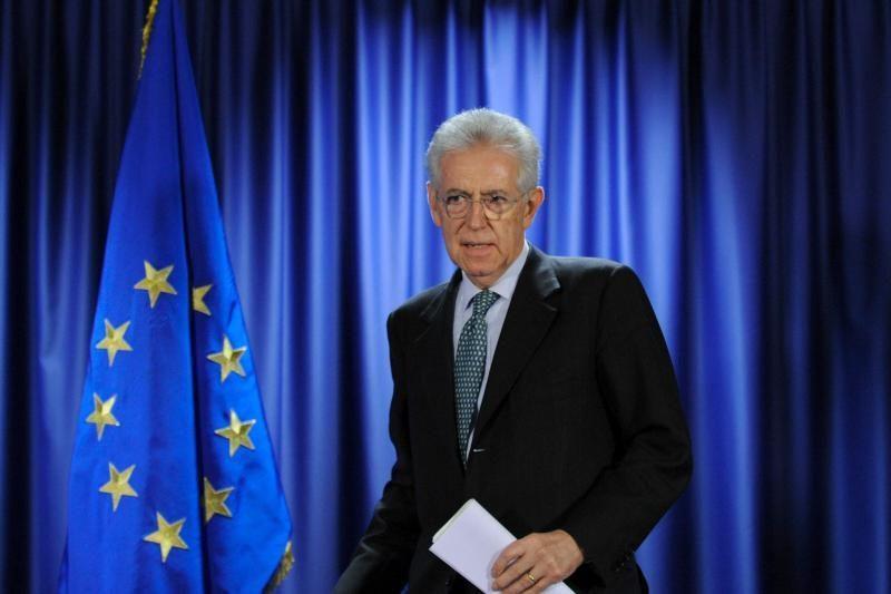 M. Monti atsistatydins iš Italijos premjero posto