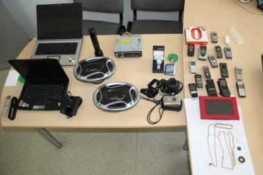 Sostinės pareigūnai sulaikė vogtų daiktų perpardavinėtoją