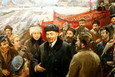 Sovietmečio menas - aktualus?