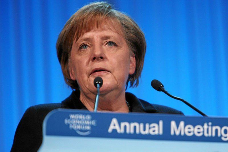 Angela Merkel ir neketina naudotis socialiniu tinklu