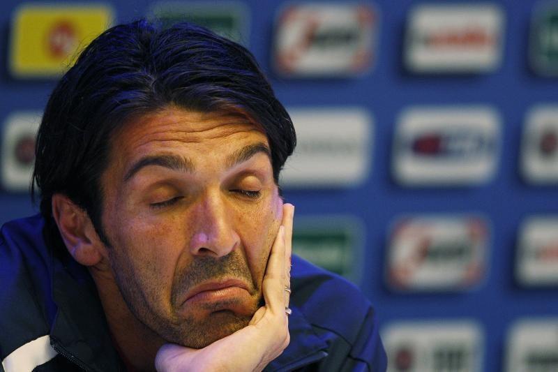 Lažybų skandalo sūkuryje - ir G.Buffonas