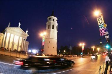 Nepriimtas sprendimas dėl Vilniaus senamiesčio būklės