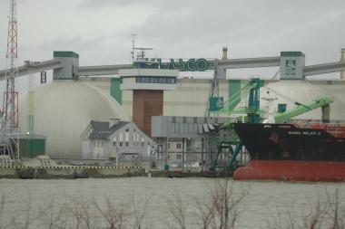 Uosto direkcijos ir KLASCO ginče dėl 1,8 mln. litų - ekspertizė