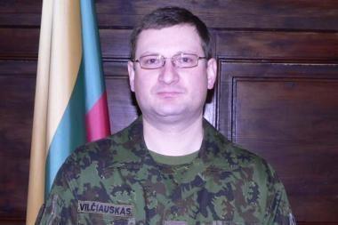 Keičiasi Inžinerijos bataliono vadas