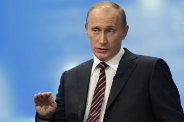 Putinas asmeniškai atsakė pasipiktinusiam gaisrais tinklaraštininkui