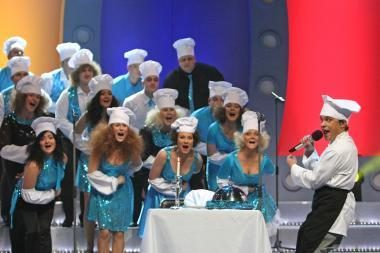Klaipėdos choras rengia labdaros koncertą