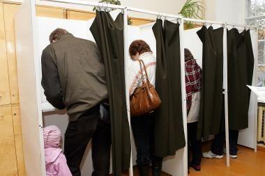 Dauguma partijų sąrašus savivaldos rinkimams žada patvirtinti gruodį