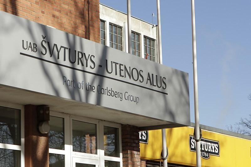 Streiko nuotaikos Klaipėdos alaus darykloje nerimsta
