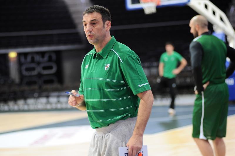 A.Trifunovičius po pirmos treniruotės: ekipa turi didžiulį potencialą